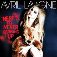 Cover Avril Lavigne - Here's To Never Growing Up