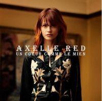 Cover Axelle Red - Un cœur comme le mien