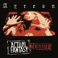 Cover Ayreon - Actual Fantasy Revisited