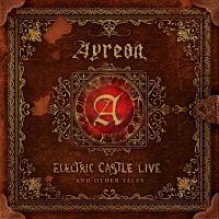 Cover Ayreon - Electric Castle Live And Other Tales