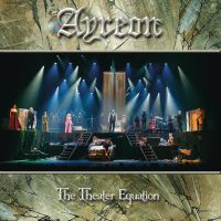 Cover Ayreon - The Theater Equation
