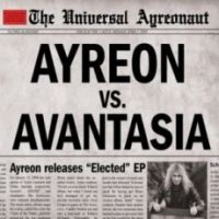 Cover Ayreon vs. Avantasia - Elected
