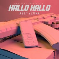 Cover Azet & Zuna - Hallo hallo