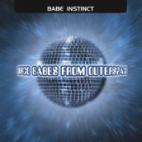 Cover Babe Instinct - Disco Babes From Outer Space