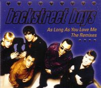 Cover Backstreet Boys - As Long As You Love Me
