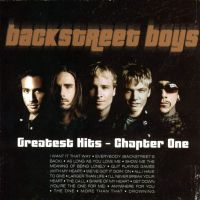 Cover Backstreet Boys - Greatest Hits - Chapter One