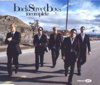 Cover Backstreet Boys - Incomplete