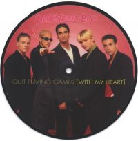 Cover Backstreet Boys - Quit Playing Games (With My Heart)