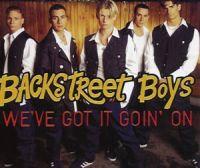 Cover Backstreet Boys - We've Got It Goin' On