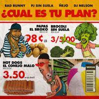 Cover Bad Bunny / PJ Sin Suela / Ñejo / DJ Nelson - ¿Cual es tu plan?