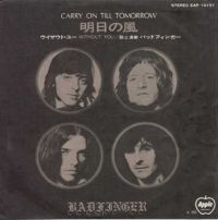 Cover Badfinger - Carry On Till Tomorrow