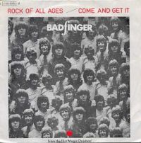 Cover Badfinger - Rock Of All Ages