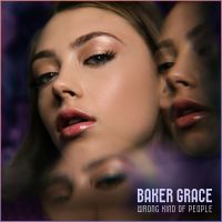 Cover Baker Grace - Wrong Kind Of People