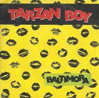 Cover Baltimora - Tarzan Boy