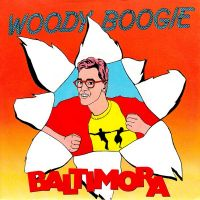 Cover Baltimora - Woody Boogie
