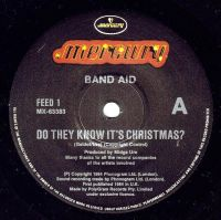 Cover Band Aid - Do They Know It's Christmas?
