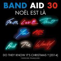 Cover Band Aid 30 - Noël est là