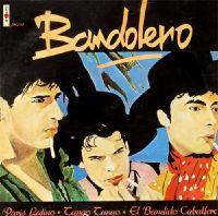 Cover Bandolero - Paris Latino