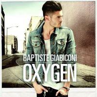 Cover Baptiste Giabiconi - Oxygen