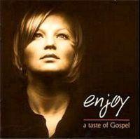 Cover Barbara Dex - Enjoy - A Taste Of Gospel