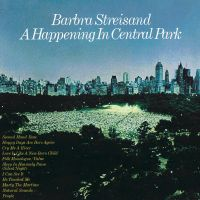 Cover Barbra Streisand - A Happening In Central Park