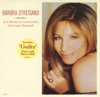 Cover Barbra Streisand - As If We Never Said Goodbye