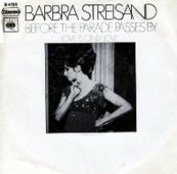 Cover Barbra Streisand - Before The Parade Passes By