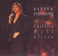 Cover Barbra Streisand - Children Will Listen