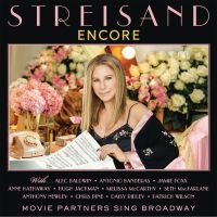 Cover Barbra Streisand - Encore - Movie Partners Sing Broadway