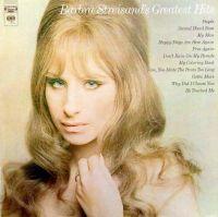 Cover Barbra Streisand - Greatest Hits