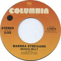 Cover Barbra Streisand - Guava Jelly