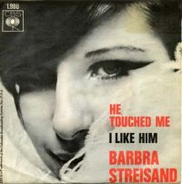 Cover Barbra Streisand - He Touched Me