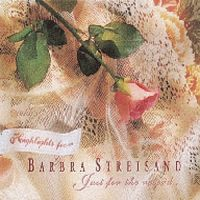Cover Barbra Streisand - Highlights From....Just For The Record