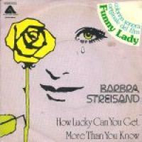 Cover Barbra Streisand - How Lucky Can You Get