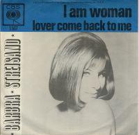Cover Barbra Streisand - I Am Woman