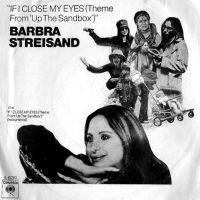 Cover Barbra Streisand - If I Close My Eyes
