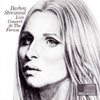 Cover Barbra Streisand - Live Concert At The Forum