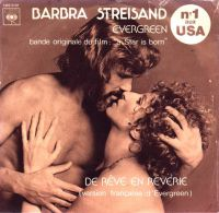 "Cover Barbra Streisand - Love Theme From ""A Star Is Born"" (Evergreen)"