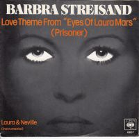 "Cover Barbra Streisand - Love Theme From ""Eyes Of Laura Mars"" (Prisoner)"