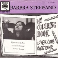Cover Barbra Streisand - My Coloring Book