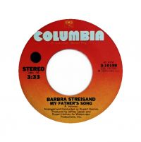 Cover Barbra Streisand - My Father's Song