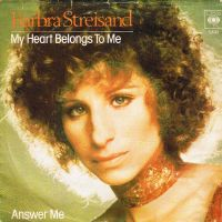 Cover Barbra Streisand - My Heart Belongs To Me