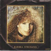 Cover Barbra Streisand - No Matter What Happens
