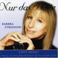 Cover Barbra Streisand - Nur das Beste - Love Songs