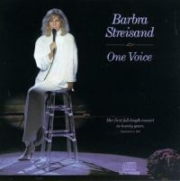 Cover Barbra Streisand - One Voice