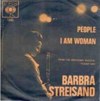 Cover Barbra Streisand - People