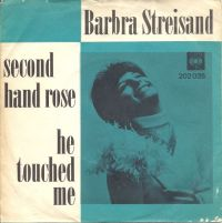 Cover Barbra Streisand - Second Hand Rose