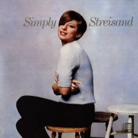 Cover Barbra Streisand - Simply Streisand