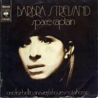 Cover Barbra Streisand - Space Captain