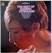 Cover Barbra Streisand - The Best Of Barbra Streisand